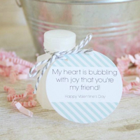 Bubble Valentine\'s