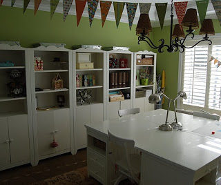 Getting Organized for the New Year – Part 3 Your Craft Space