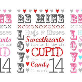 A Gift – Free Valentines Day Printables for You!