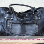 DIY Camera Bag Tutorials – From Old Purse to New Camera Bag!