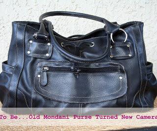 DIY Camera Bag Tutorials – From Old Purse to New Camera Bag!