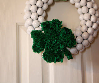 10 Great – St. Patrick's Day Wreath Ideas