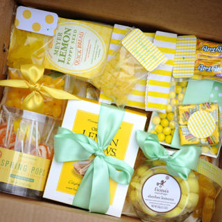12 Great – Gift Ideas to fill a box or a basket