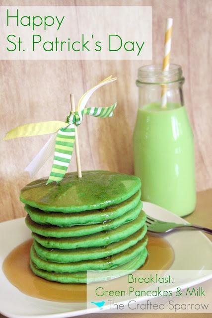 St. Patrick's Day Breakfast