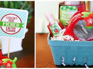 15 – Teacher Appreciation Gift Ideas
