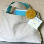 DIY Summer Tote Bag