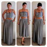 10 Great Summer DIY Maxi Dress & Skirt Tutorials