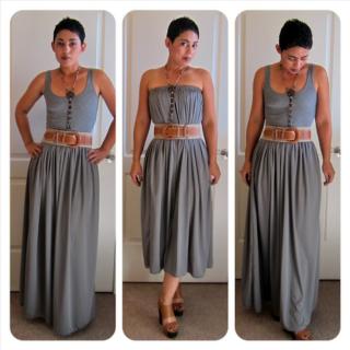 10 Great Summer DIY Maxi Dress & Skirt Tutorials
