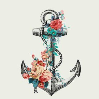 Sail Away with Me…I {heart} Anchors!
