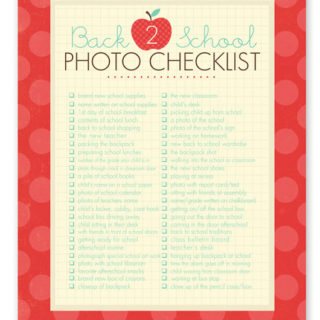 15+ Great Ideas for Back to School Fun
