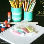 Back 2 School – A little something for the classmates