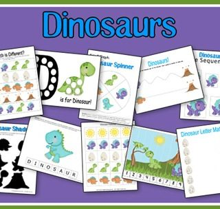 {FREE} Preschool Activities & Worksheet Printables