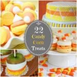 22 Great Candy Corn Treats