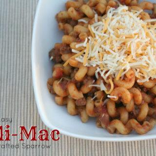 Quick & Easy Chili-Mac