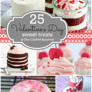 25 – Valentine's Day Sweet Treats