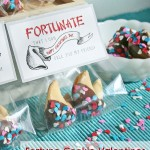 Fortune Cookie Valentine's