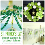 St. Patrick's Day Great Decor & Project Ideas
