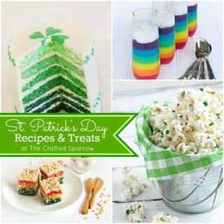 St. Patrick's Day Recipes & Treats