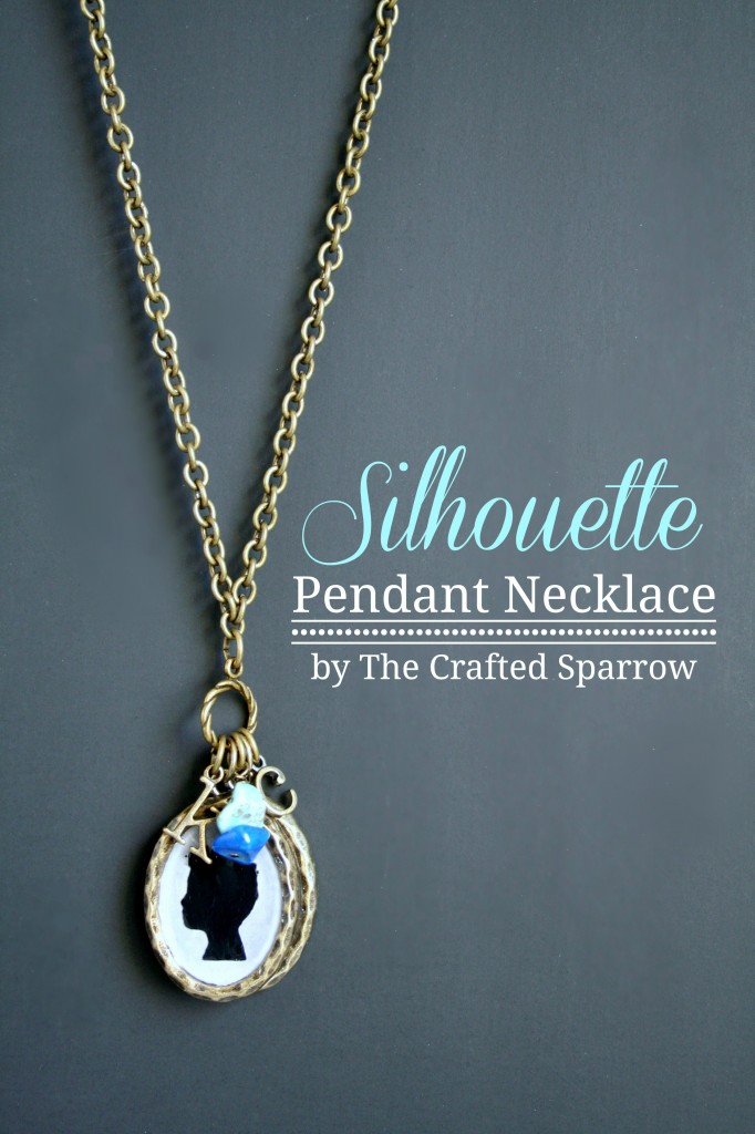 DIY-Silhouette-Pendant-Necklace
