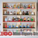 DIY Lego Mini-Figure Display