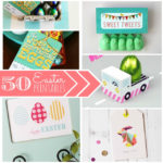 50 Easter Printables
