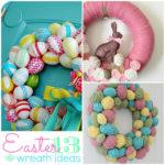 13 – Easter Wreath Ideas