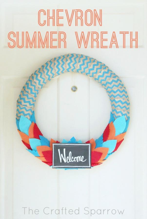 chevron-summer-wreath