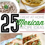 25 Great Mexican Recipes