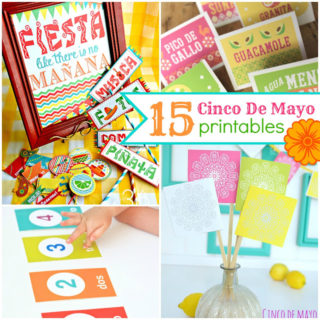 15 Cinco De Mayo Printables