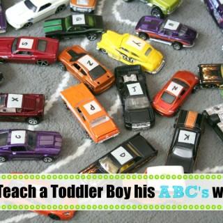 ABC Fun with Cars
