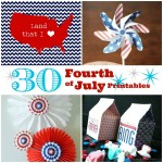 30 Fourth of July Printables