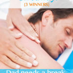 Fathers Day Giveaway, Massage Envy!