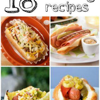 18 Hot Dog Recipes