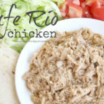 Cafe Rio Chicken