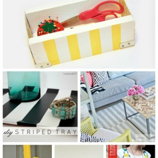 26 Striped Projects