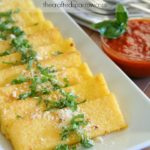 Fried Polenta | World Market Gourmet Getaway