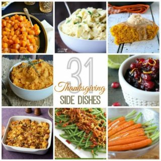 31 Thanksgiving Side Dishes