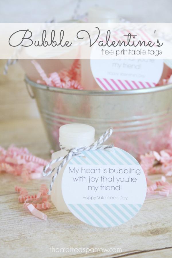 Bubble Valentine