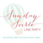 Sunday Soirée Link Party