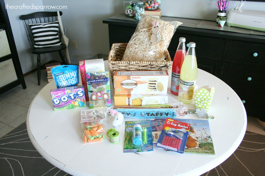 Building the Perfect Easter Basket 10