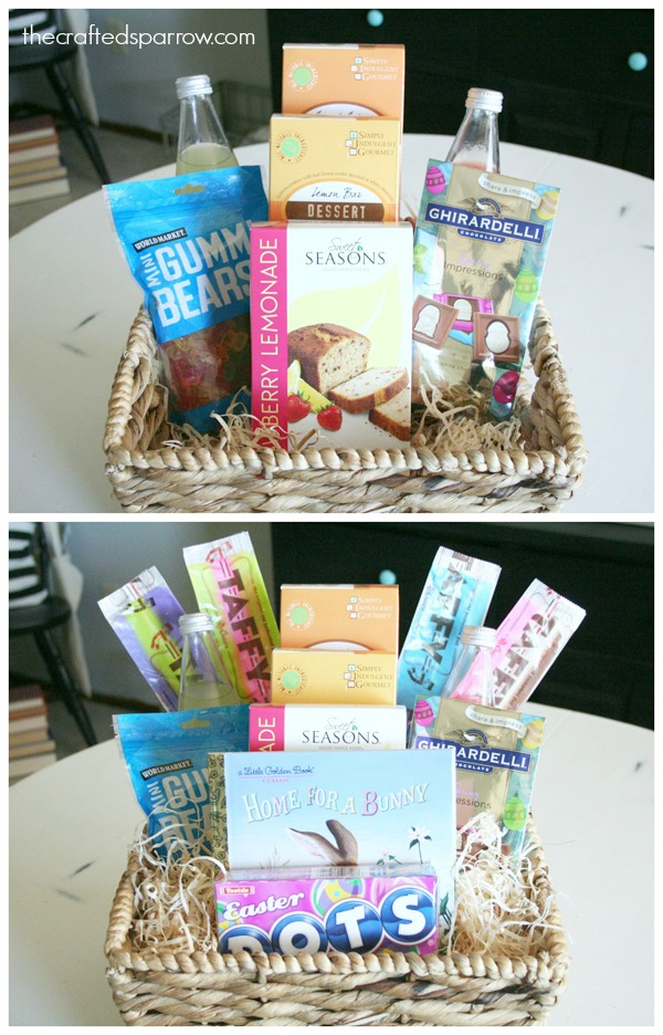 Building the Perfect Easter Basket 2