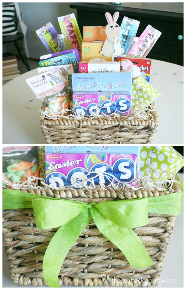 Building the Perfect Easter Basket 3