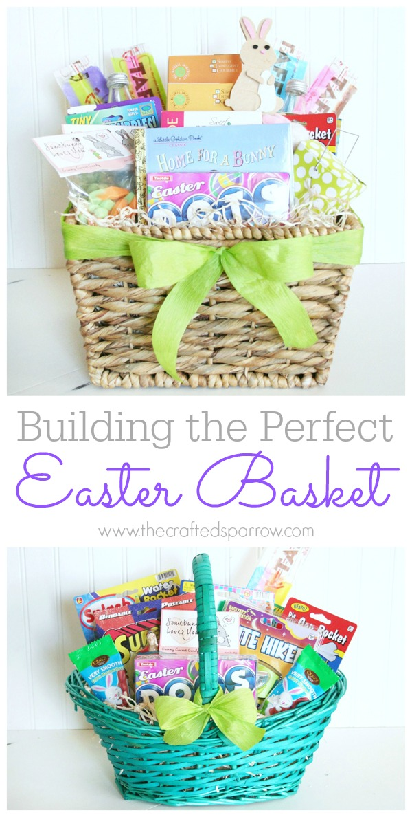 Building the Perfect Easter Basket