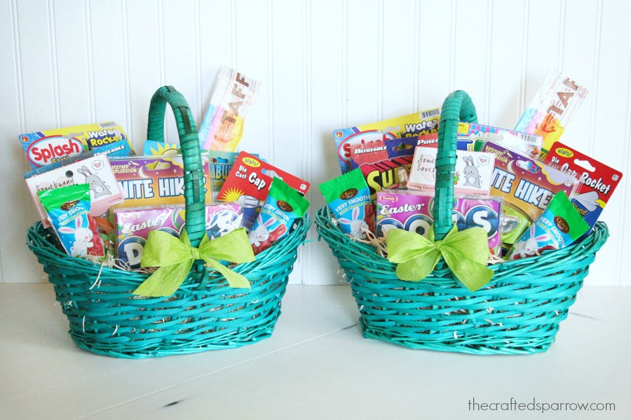 Building the Perfect Easter Basket 6