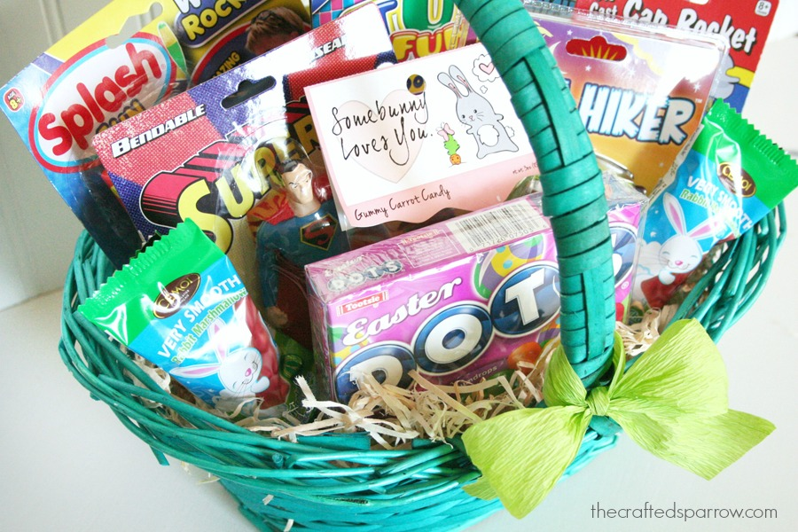 Building the Perfect Easter Basket 7