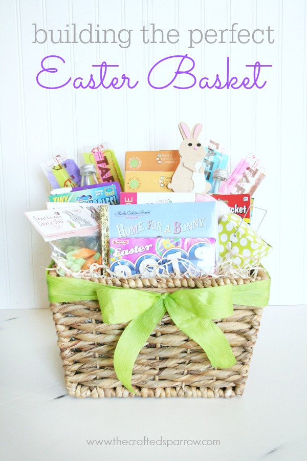Building the Perfect Easter Basket 8