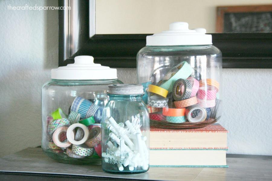 Easy Craft Room Organization 3