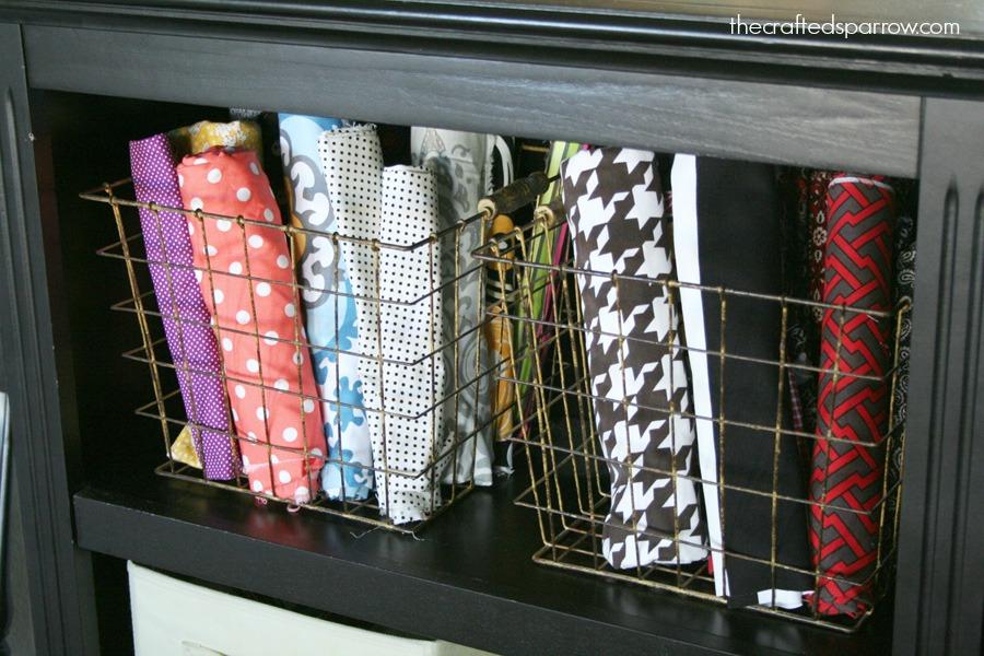 Easy Craft Room Organization 8