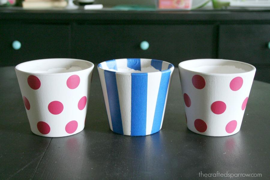Chalky- Finish-Clay-Pots