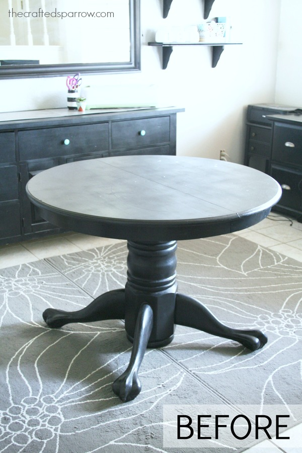 Chalky-Finish-Table